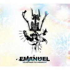 Emanuel - Soundtrack To A Headrush [Digipak] (CD 2005) New