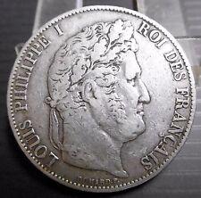 Ecu de 5 Francs - 1846 K (BORDEAUX) -  LOUIS-PHILIPPE I - Tranche relief