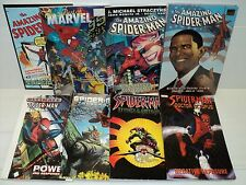 Amazing Spider-Man TPB MEGA SET! Best of Marvel 1995, more! 8 TPB bks (bd11292)