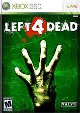 Xbox 360 : Left 4 Dead VideoGames