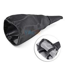 Car Gear Shift Stick Gaiter Boot Dust Cover PU Leather Black For Skoda Felicia