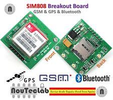 SIM808 Module GSM GPRS GPS Breakout Board SIM808 for Arduino Raspberry
