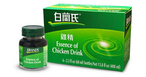 Brand's Essence Of Chicken Healthy Drink 6 x 68ml Sydney Stock Official Importer
