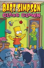 Bart Simpson Class Clown (Simpsons) Paperback Book 9781848567504