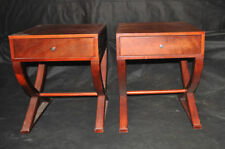 Square Modern Matching Pair Side & End Tables