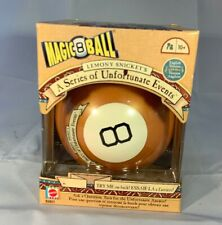 Magic 8 Ball, Lemony Snicket's A Series of Unfortunate Events NEW (5G)