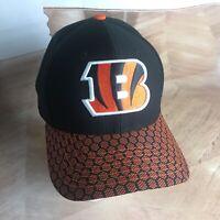 Cincinnati Bengals Snapback Adjustable Hat Cap NFL Football Men's