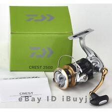 Daiwa 16 Crest 2500 Saltwater Spinning Reel 032780