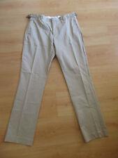 Pantalon Burberry Beige Taille 44 à - 70%