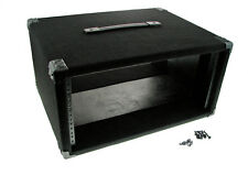 """Procraft 5U 16"""" Deep Equipment Rack 5 Space - Made in the USA - With Rack Screws"""
