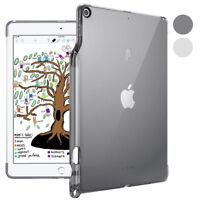 Case For Apple iPad 9.7 (6th Gen 2018) Poetic【Lumos】Transparent TPU Cover 2Color