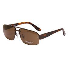 Timberland - Bronce HAVANA Estilo Clásico Gafas de sol con funda