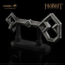 Weta The Hobbit Key To Erebor Prop Replica Lotr Tolkien Sealed New