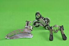VINTAGE simplex PRESTIGE rear + front derailleur + simplex shifters