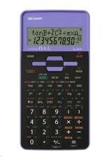 SHARP EL-531THB-VL Scientific Calculator 2 Line/10-Digit Display/273 Functions
