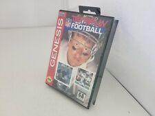 NEW sealed Troy Aikman NFL Football game for (Sega Genesis) V36