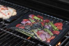 Grille Filet de cuisson Barbecue Réutilisable, Tapis en maille antiadhésive BBQ,