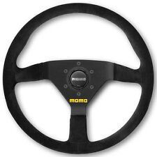 MOMO RACING STEERING WHEEL: MOD. 78 (350mm/SUEDE) R1909/35S