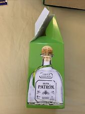 BOX  ONLY for Patron Silver Tequila