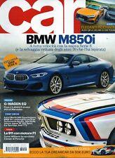 Car 2018 104.BMW M850i,Bugatti,Aston Martin DBS,BMW X4,Toyota Supra,Audi Q8