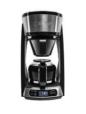 Bunn Hb Heat N' Brew Programmable Coffee Maker, 10 Cup, Stainless Steel, 46500.0