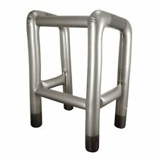 Inflatable Blow Up Zimmer Frame Fancy Dress Costume Party Hen Stag Night Novelty