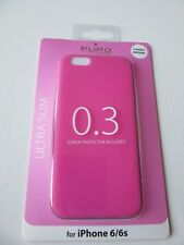 brand new pink puro phone case for the iphone 6/6s  nice case