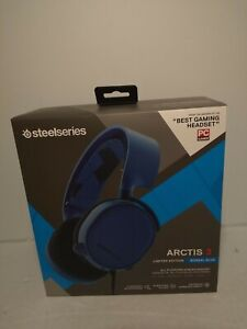 SteelSeries Arctis 3 Surround Sound Gaming Headset Limited Edition 61436