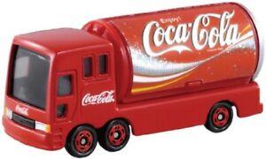 Takara Tomy Tomica #037 Coca-cola Event Car