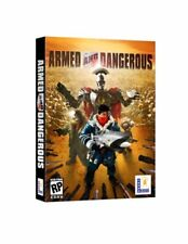 Armed and Dangerous by LucasArts - PC Game-Brand New & Sealed- Fast Ship- OVA92
