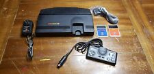 TurboGrafx 16 Game console - Modified With RGB and Audio Amp, Gen 2 Scart + More