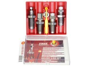 Lee Deluxe Carbide 4-Die Set 380 ACP 90447