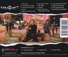 CRAAFT - SECOND HONEYMOON   CD NEU