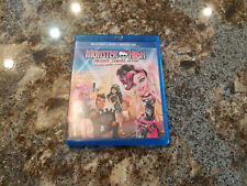 Monster High Frights, Camera, Action! -- Blu-ray Disc