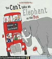 Cant Take an Elephant on the Bus Childrens Book Kids Story Gift Ages 4 5 6 Years