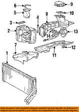 VW VOLKSWAGEN OEM 84-99 Jetta-Hvac Heater Core 1H1819031B