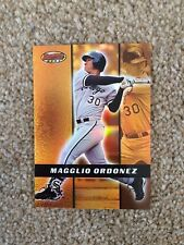 +++ MAGGLIO ORDONEZ 2000 BOWMAN'S BEST BASEBALL CARD #69 - CHICAGO WHITE SOX +++
