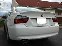 BMW 3 E90 BOOT SPOILER