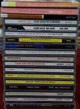New ListingLot Of 18 Count Basie Jazz Cd'S Big Band