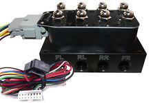 Accu X4 Solenoid Valve Manifold & Air Ride Suspension Control Wiring Harness