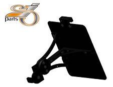 Moto Guzzi V9 Bobber Roamer Kennzeichenhalter seitlich mit Beleuchtung