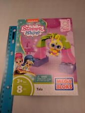 Mega Bloks Nickelodeon Shimmer & Shine TALA Yellow Monkey Building Set