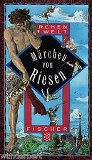 *-  Märchen der WELT - Märchen von RIESEN - Erich ACKERMANN tb (1993)