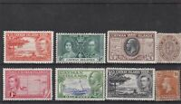 cayman islands mounted mint stamps  Ref 9276
