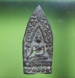 PERFECT! THAI BUDDHA PHRAKRUWAT RAJABURANA AYUTTHAYA
