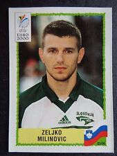 ☆ Panini Euro 2000 - Zeljko Milinovic Slovenia  #259
