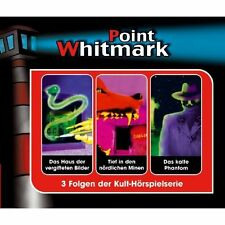3 CDs * POINT WHITMARK - 3-CD HÖRSPIEL BOX VOL. 2 # NEU OVP !