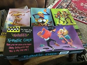 Lot Of Four Weird-Ohs Hank Classics 15002 15003 15004 16014New Old Stock