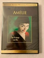 Amelie (Widescreen Dvd, 2014) Audrey Tautou New Sealed