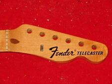 Fender 1969 Maple Telecaster Neck